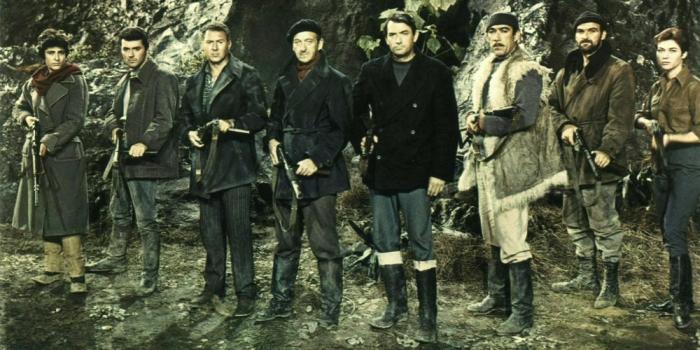 The Guns of Navarone Cast
