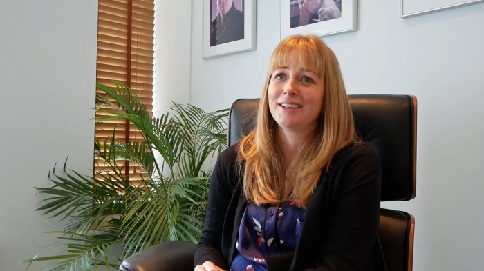 Rebecca Hodgson, Head of Drama, Lime Pictures