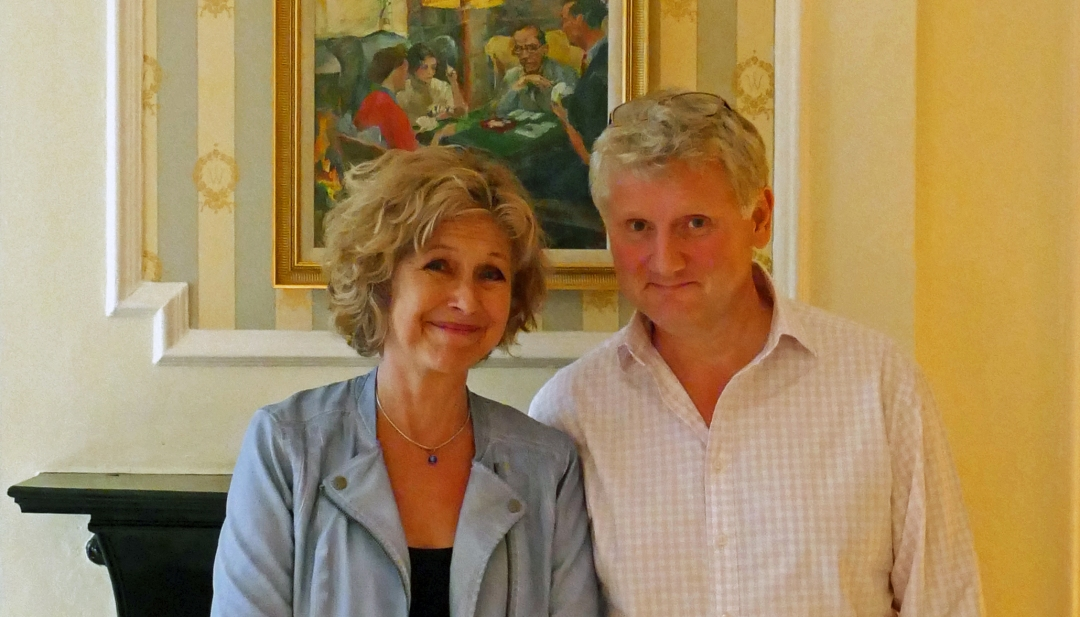 Jenny Quayle & Richard Edwards