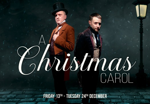 Jack Lane & David Benson talk about their new adaptation of A Christmas Carol with Morris Bright ...